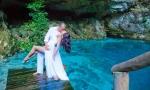 Mariage symbolique en République dominicaine, Cap Cana {Katrin et Denis}