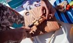 Mariage a la marine de Cap Cana et Promenade en mer.