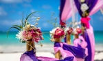 Mariage VIP dans un style tropical. Forfait VIP à Cap cana. {Katya et Eugene}