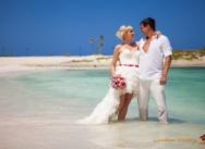 Mariage en République Dominicaine, Cap Cana {Constantine et Irina}