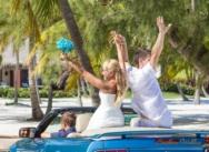 Mariage en République dominicaine, Cap Cana {Ania et Eugene}